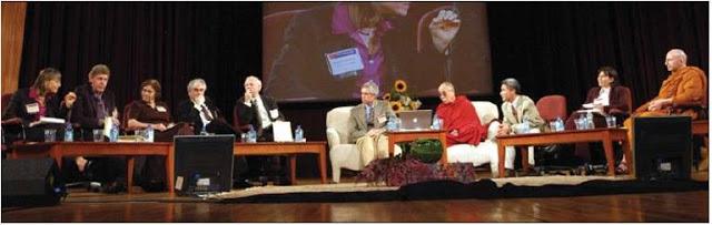 達賴與心理學家們的高峰會