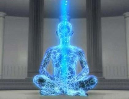 接收宇宙能量