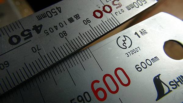 Shimano尺