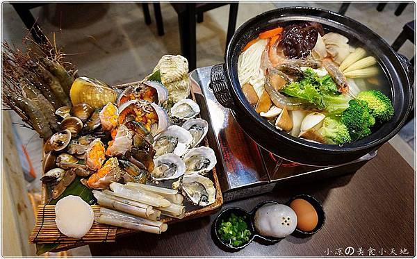 1445337011 1407739649 n - (熱血採訪)黃昏市場內驚見海底珍味活跳跳上桌。真實呈現大海的鮮/甜/美。另類居酒屋燒烤/日式料理/鍋物/酒類,美味料理任你選