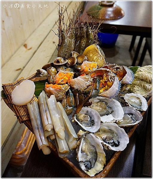 1445337013 3676922302 n - (熱血採訪)黃昏市場內驚見海底珍味活跳跳上桌。真實呈現大海的鮮/甜/美。另類居酒屋燒烤/日式料理/鍋物/酒類,美味料理任你選