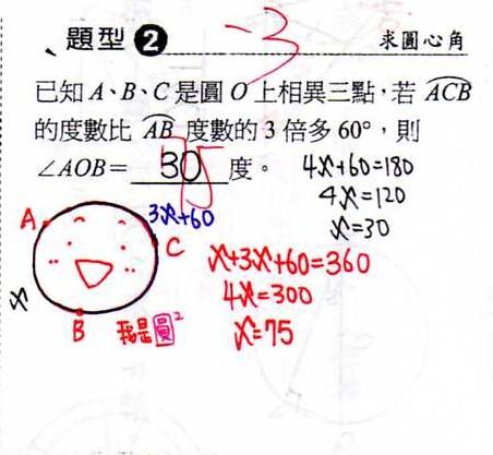 數學考卷001