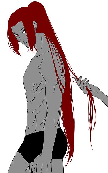 裸赤(紅)