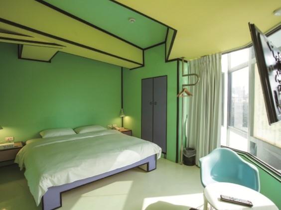 艾卡設計旅店
