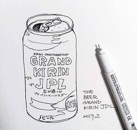 啤酒罐線條練習