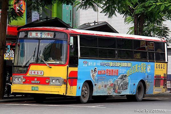 高雄客運 台南市公車 1 FX-166