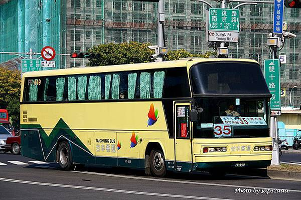 台中客運 35 FP-449