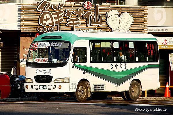 台中客運 26 080-FH
