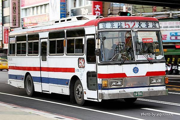 高雄市公車處 52 XA-595
