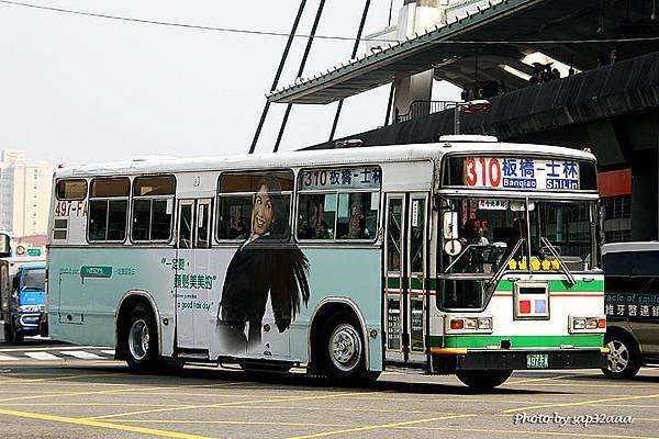 台北客運 310 497FA