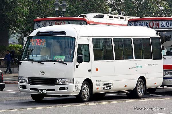 高雄市公車處 78 065XH