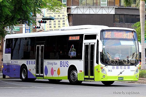 興南客運 7608 680-FS
