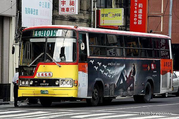 高雄客運 101 FX-089