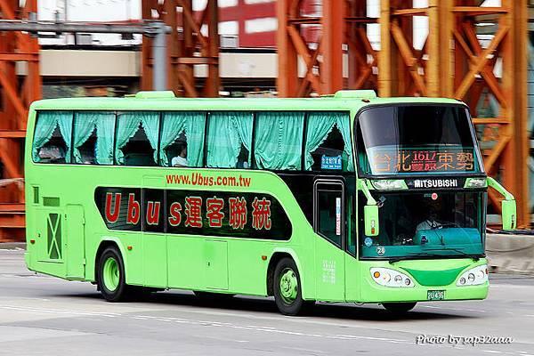 統聯客運 1617 2U-436