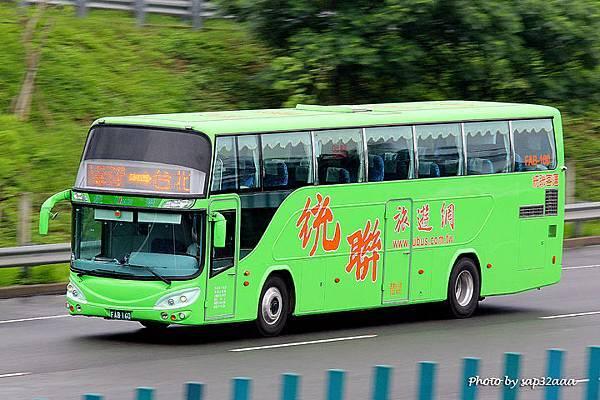 統聯客運 1628 FAB-160