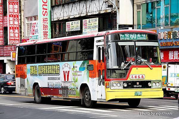 高雄客運 60 FX-089