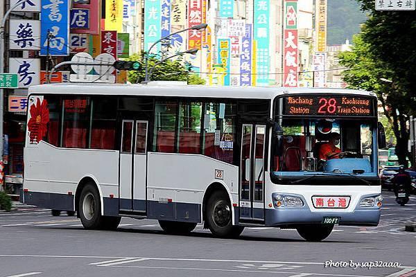 南台灣客運 28 100-FT