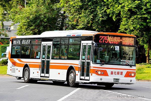 台北客運 275 893-FX