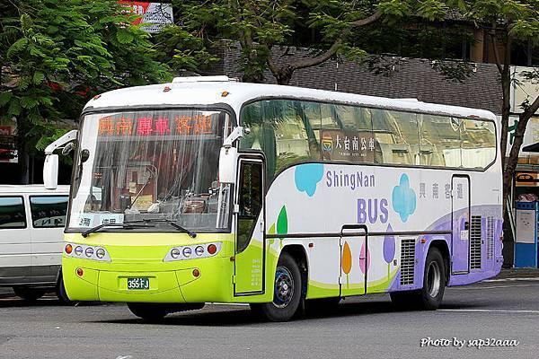 興南客運 藍幹線 355-FJ