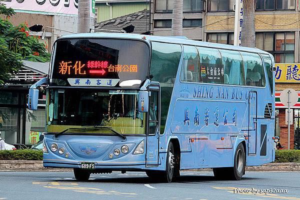 興南客運 綠幹線區間車 689-FS