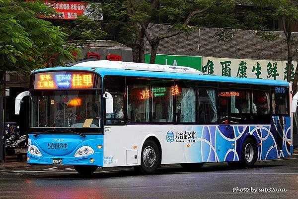 興南客運 藍幹線 695-FS