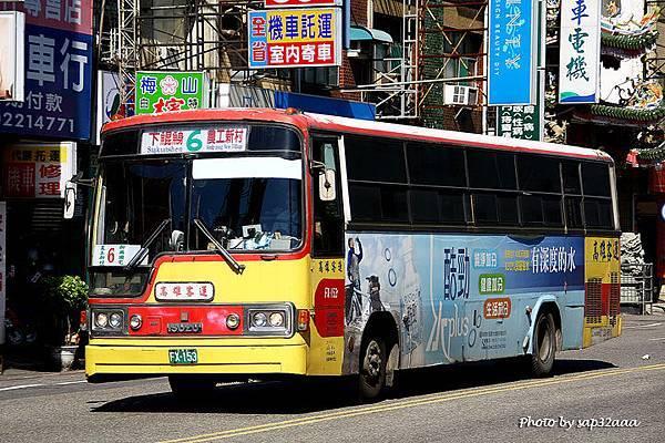 高雄客運 6 FX-153