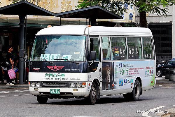高雄客運 1 705-FB