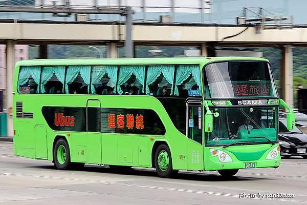 統聯客運 1618 208-FE