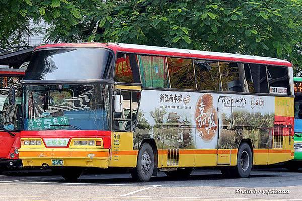 府城客運 5 FX-176