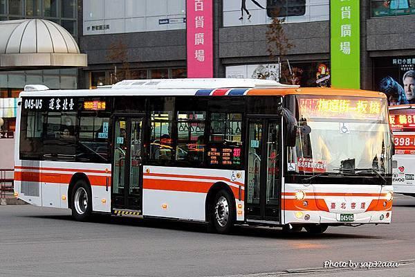 台北客運 307 045-U5