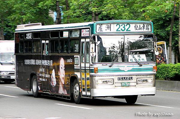 三重客運 232 FR-769