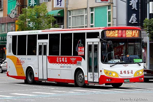 高雄客運 60 902-FY