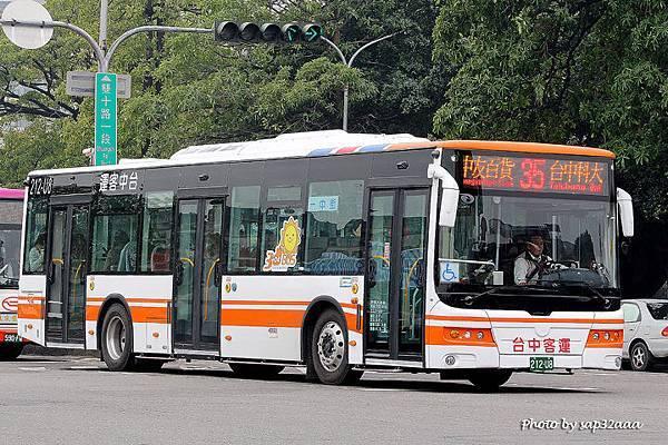 台中客運 35 212-U8