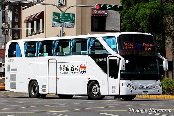 興南客運 藍25 625-FS