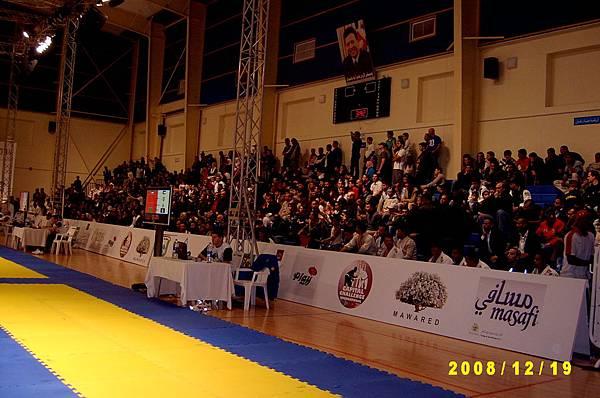 巴西柔術大賽Brazilian Jiu Jitsu(觀眾席)