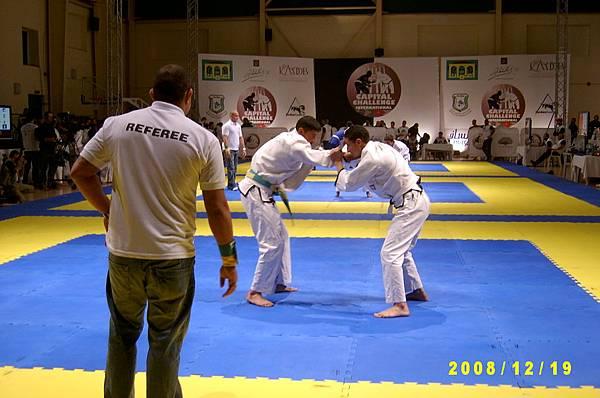 巴西柔術大賽Brazilian Jiu Jitsu(一)