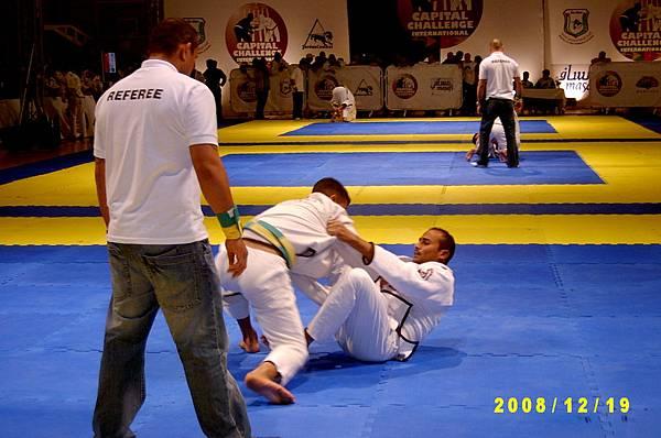 巴西柔術大賽Brazilian Jiu Jitsu(二)