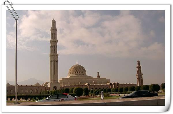 卡布斯國王清真寺(1)