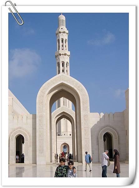 卡布斯國王清真寺(3)