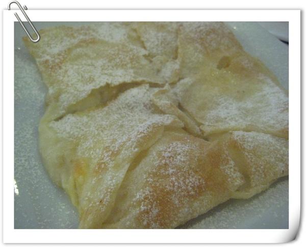 阿拉伯甜點Mutabak(內餡:起司)