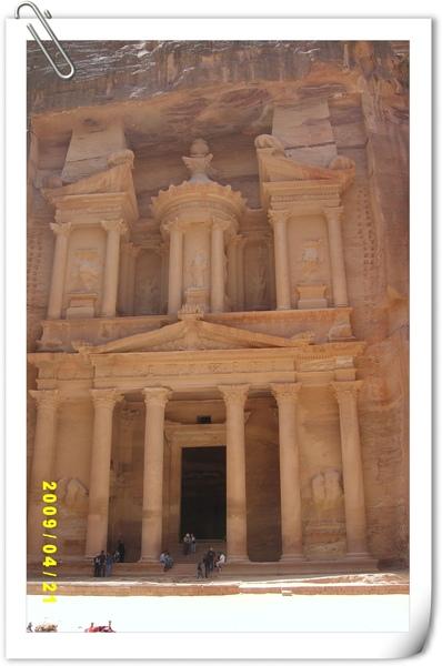 玫瑰城最有名的卡茲尼神殿