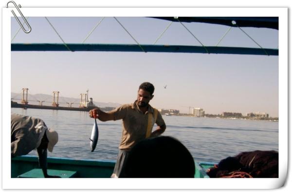 漁夫說這是鮪魚