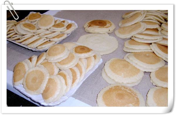 回教齋戒月才有販賣的起司餃子的鬆餅皮