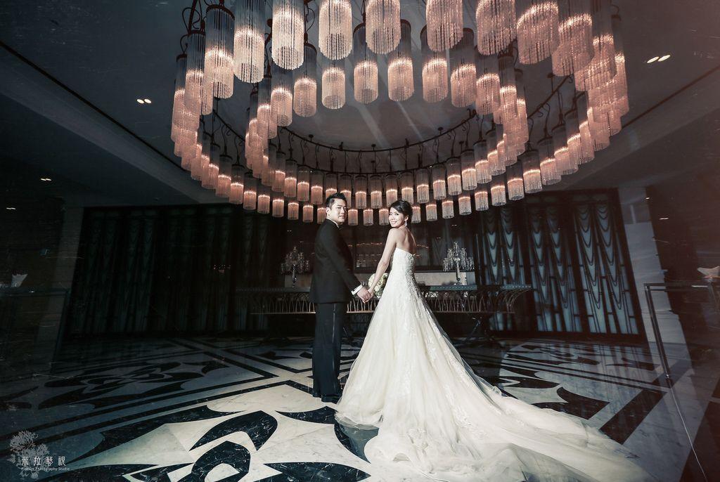 文華東方酒店-婚禮記錄