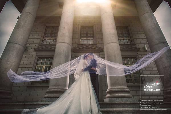 紗法亞sapphire wedding
