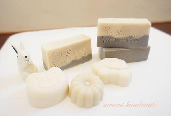 芝麻豆乳皂1