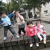 20110225台北華山1914創意文化園區東2館~幾米世界的角落特展&元樂- (6).JPG