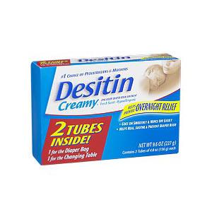 Desitin尿布疹軟膏