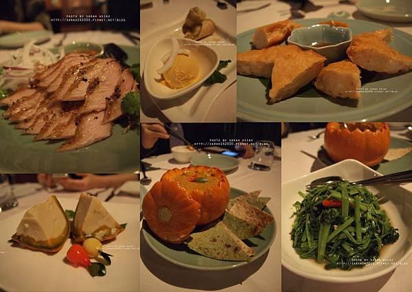 喜來登泰國菜