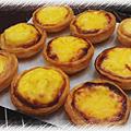 沒那麼難~酥皮葡式蛋撻 http://icook.tw/recipes/29880